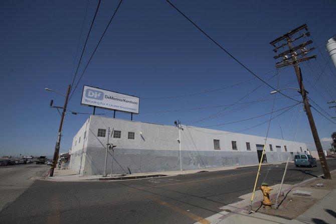 L.A.'s DeMenno-Kerdoon.