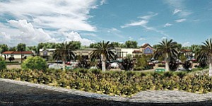 Developer Sudberry Properties' Palomar Commons Retail Center in Carlsbad is expected to be fully up and running by late summer.