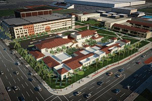 Harper Construction Co. and Sillman Wright Architects signed at $29.6 million contract for a design-build project for the liberal arts campus of the Long Beach City College. The facility is scheduled for completion in 2014.