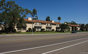 The Casa Diego apartment complex in Spring Valley recently changed hands in a $9.57 million transaction, according to CoStar Group.