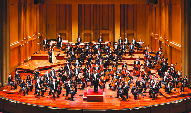 San Diego Symphony From New York City To Shanghai