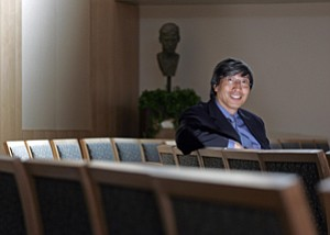 NantOmics founder Dr. Patrick Soon-Shiong in 2010.