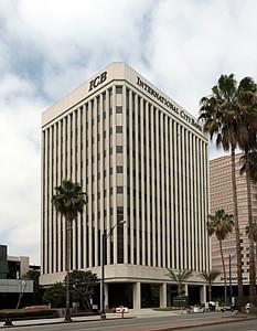 International City Bank's headquarters in Long Beach.