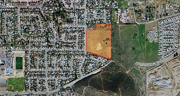 A parcel of 67 residential lots on 16.5 acres on Ranchitos Road in Lakeside sold recently for $6 million.