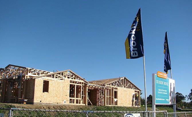 Brookfield Homes begins Seaside Ridge in Encinitas.