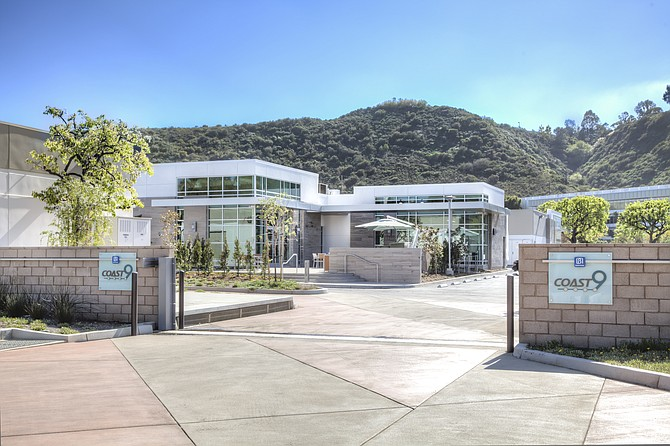 Locally based BioMed Realty Trust recently completed an extensive renovation of its Coast 9 life sciences campus in Sorrento Valley.