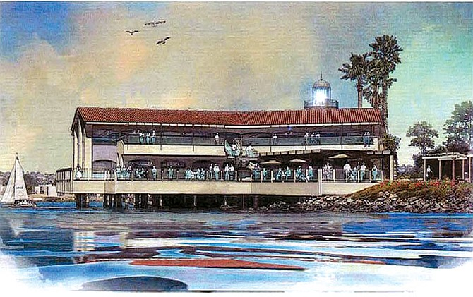 Tom Ham's Lighthouse, a Harbor Island mainstay since 1971, is in the midst of a $3.5M renovation, with a reopening set for May. Changes will include a new outdoor deck facing the waterfront.