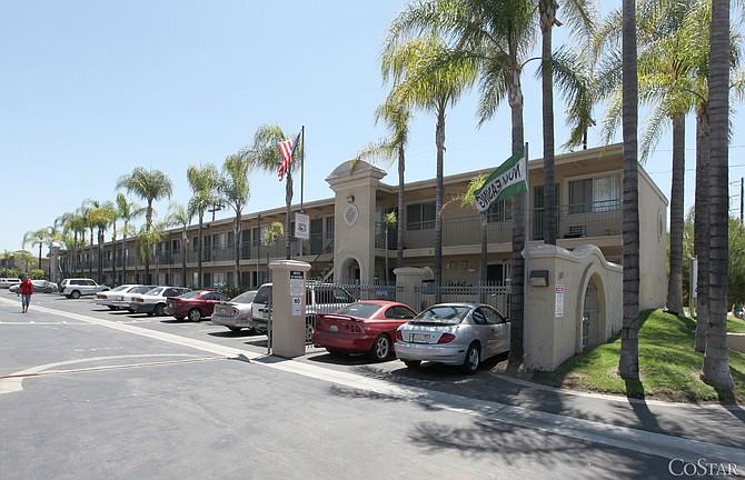 The 150-unit Bella Vista Apartments in El Cajon was recently sold for $12 million.