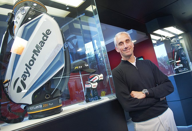 David Abeles, TaylorMade-adidas Golf's general manager, said over the course of the last three years, the company's market share in both metalwoods and irons increased considerably even as the economy and the golf industry declined.