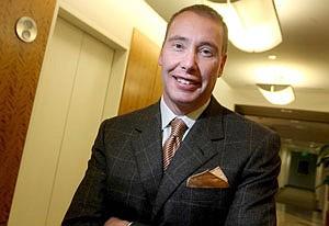 Former TCW broker Jeffrey Gundlach, who founded DoubleLine.