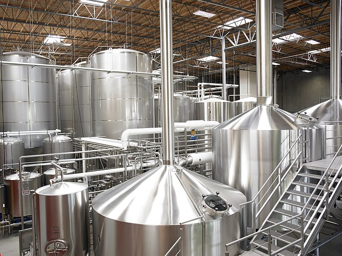 Stone Brewing Co. was recently ranked the 10th largest craft brewer in the nation. Last year it produced 177,000 barrels (a barrel is 31 gallons); this year it is on track to do more than 210,000 barrels.