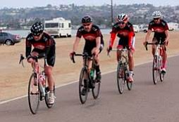 """Takeda California raised $13,400 for the American Diabetes Association during the company's annual """"Tour de Takeda"""" bike ride and walk at Mission Bay."""