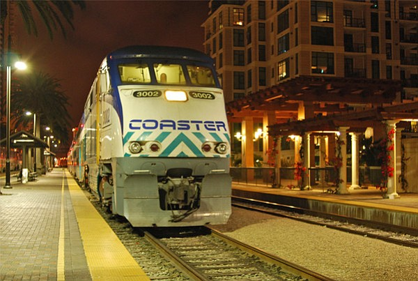 North County Transit District will offer its first-ever late-night Coaster train service during this year's San Diego County Fair.