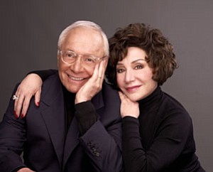 Roll Global's Stewart and Lynda Resnick.