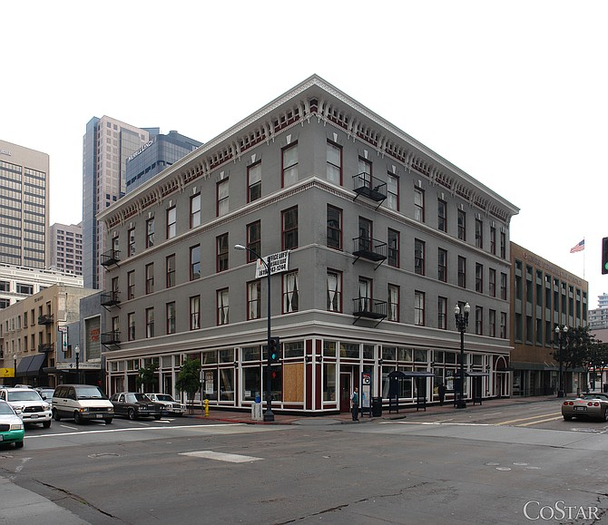 The downtown property long known as the Colonel Fletcher Building, which dates back to 1908, was recently sold for approximately $9.5 million.