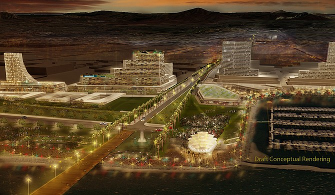 The Chula Vista Bayfront Master plan is a joint planning effort of the port and the city. As proposed, nearly 40 percent of the 535-acre project will be set aside for parks, open space and habitat restoration or preservation. Pacifica Cos. is developing a hotel, 1,500 residential units, retail, commercial and office space. Officials plan to have the final design guidelines by the end of September.