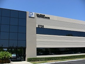 Palomar Technologies, with headquarters in Carlsbad, traces its roots back to the 1970s when it was part of Hughes Aircraft Co.