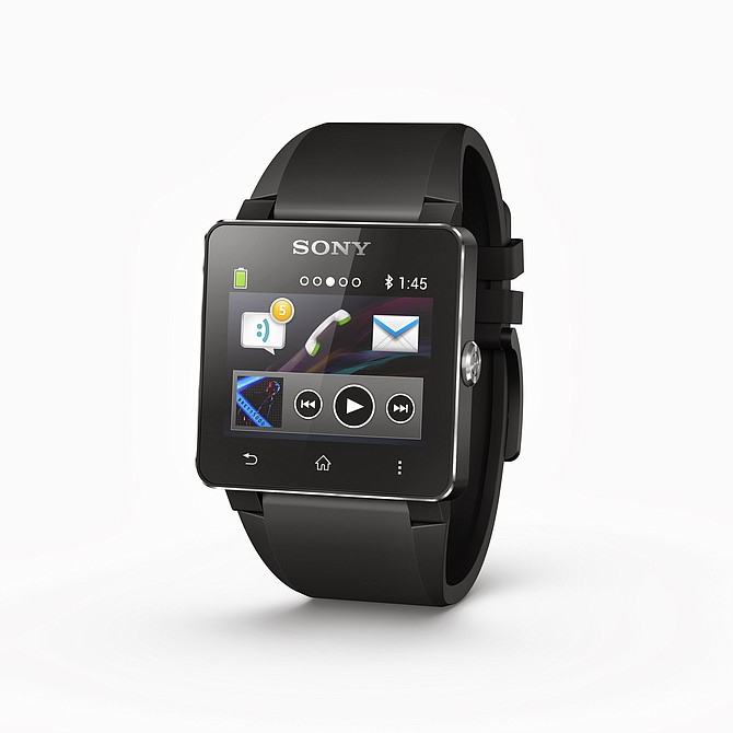 "One of many companies entering the wrist-worn computer market, Sony's SmartWatch 2 is a ""second screen"" for a user's Android phone."