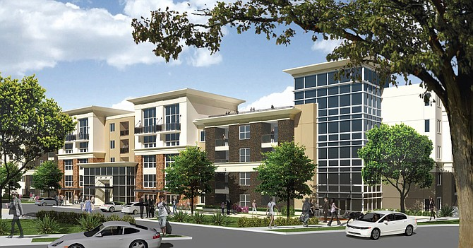 Local developer Sudberry Properties recently broke ground on West Park, a 612-unit luxury apartment complex at its mixed-use Civita development in Mission Valley.