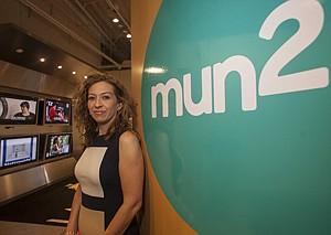 Mun2's Diana Mogollon.