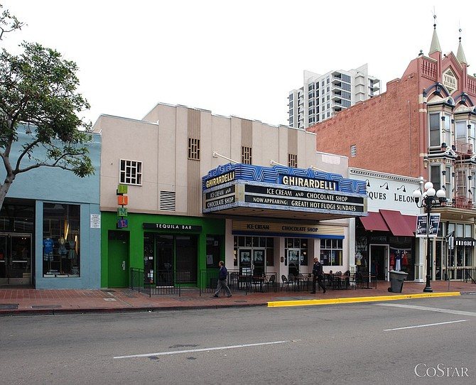 ASB Real Estate Investments of Maryland recently bought three adjacent Gaslamp retail buildings for $15.25 million.