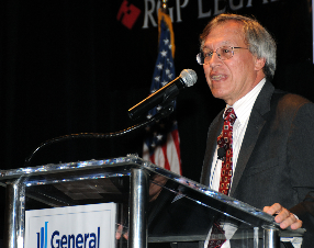 Chemerinsky: Dean of UCI law school emceed for second-straight year, gave update on Corporate Counsel College program