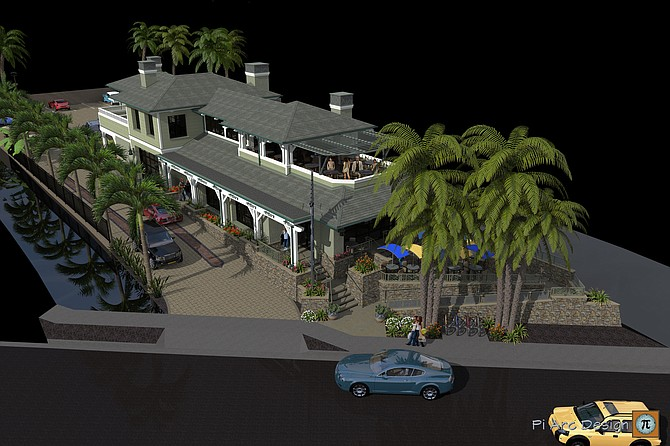 Bluewater Brewing & Restaurant plans a restaurant and microbrewery for a site off Carlsbad Boulevard, near Carlsbad State Beach.
