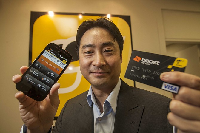 Wipit Chief Executive Richard Kang.