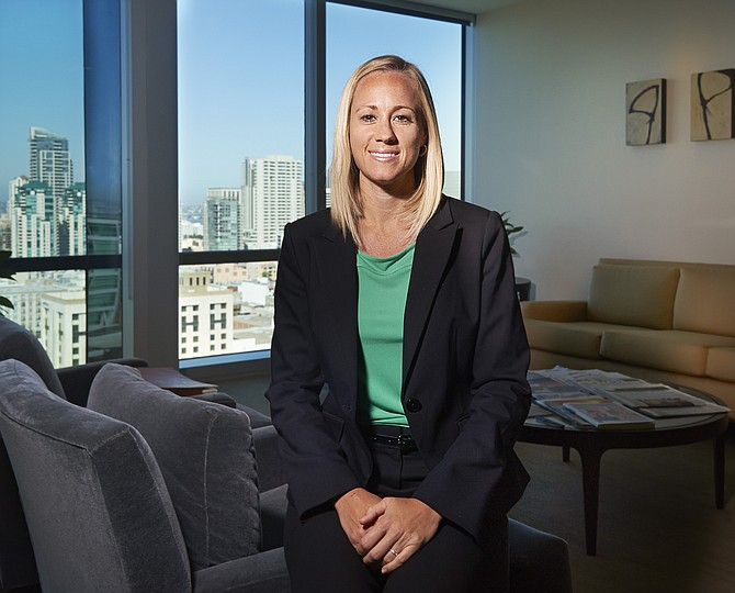 Micaela Banach, a partner at Kirby Noonan Lance & Hoge LLP, said employees and employers are more aware of the issues surrounding sexual harassment today. She said what was tolerable 20 or 30 years ago is certainly no longer acceptable.