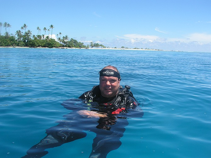 Werner Kurn of San Diego-based Ocean Enterprises Inc. has operated a dive shop at Naval Station Guantanamo Bay, Cuba, catering to the recreational needs of military members stationed there for 17 years.