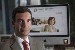 Direct Lending's Brendan Ross.