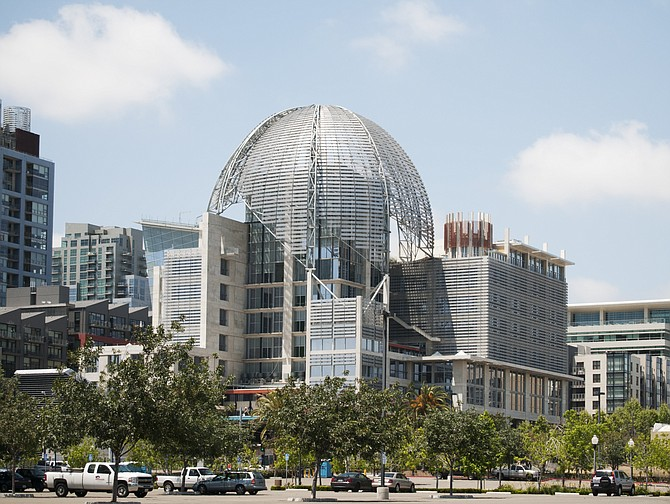 The opening of the new $185 million San Diego Central Library highlighted a big year for East Village.