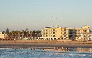 San Diego-based Pacifica Cos. recently opened the new Pier South luxury hotel in Imperial Beach.