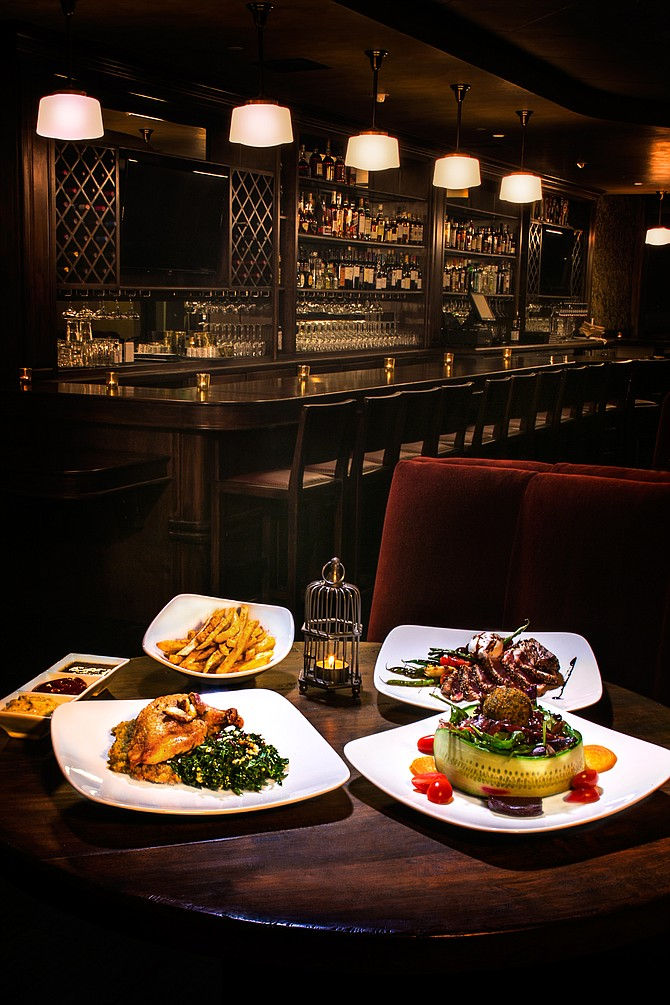 Croce's Park West, a restaurant and live music venue, recently opened at Bankers Hill.