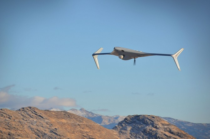 Northrop Grumman Corp. has equipped the Bat, its 220-pound unmanned aircraft, with signal-jamming electronics, demonstrating the capability for the U.S. Marine Corps.