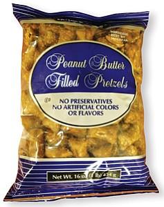 ConAgra pretzel treats.