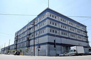 Former Ford Motor property.