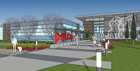 Petco plans to renovate an existing industrial building in Rancho Bernardo for its new headquarters and support center.