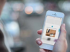 The XY-FindIt app, used in combination with special radio-frequency tags, alerts a user when a possession is no longer in range of the user's smartphone.