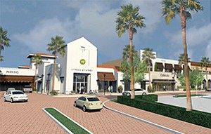 A planned $50 million expansion at Del Mar Highlands Town Center in Carmel Valley includes a new parking structure, with added retail and dining establishments.