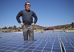Daniel Sullivan, CEO of 10-year-old Sullivan Solar Power Inc. expects revenues of about $34 million in 2014 and $47 million in 2015.