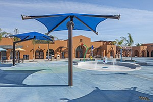 Projects recently completed by San Diego-based T.B. Penick & Sons Inc. include the $26 million Alga Norte Community Park in Carlsbad.