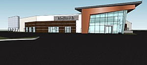 AleSmith Brewing Co. is planning a January 2015 opening for a 105,600-square-foot facility in a newly leased space that it is renovating on Empire Street in Miramar.