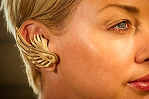 OwnPhone's customized earbuds can also be considered a fashion accessory.