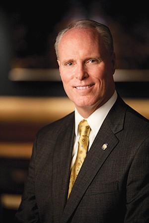Scripps Health CEO Chris Van Gorder