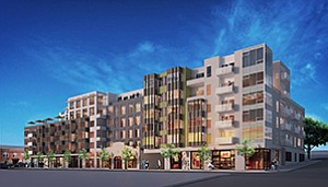 Among the latest proposed mixed-use projects in downtown San Diego is Kettner Lofts in Little Italy.