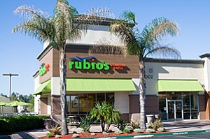 Rubio's is distinguishing itself from Mexican fast casual brands and emphasizing its coastal roots.