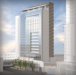 Canopy by Hilton has announced plans to build a new hotel at the corner of Seventh and Island avenues. Company officials say Canopy will be an 'accessible lifestyle' format geared to business and leisure travelers.