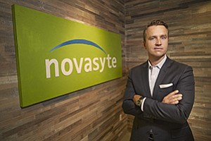 Novasyte CEO Tim Gleeson, who recently moved the company from Orange County to Carlsbad, says many medical device companies devote as much as 50 percent of their sales force time on training customers how to use the new products.