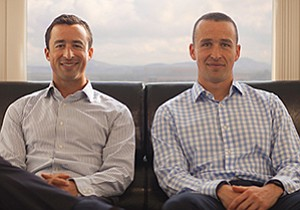 Brothers Mike Alfred and Ryan Alfred have launched a database that lists more than 600,000 financial advisors.